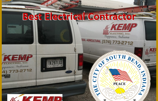 Kemp Electric - Best Electrical Contractor Sputh Bend Elkhart Warsaw Michiana